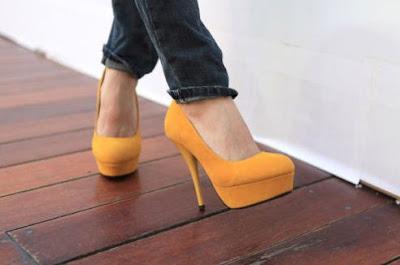Zapatos baratos modernos