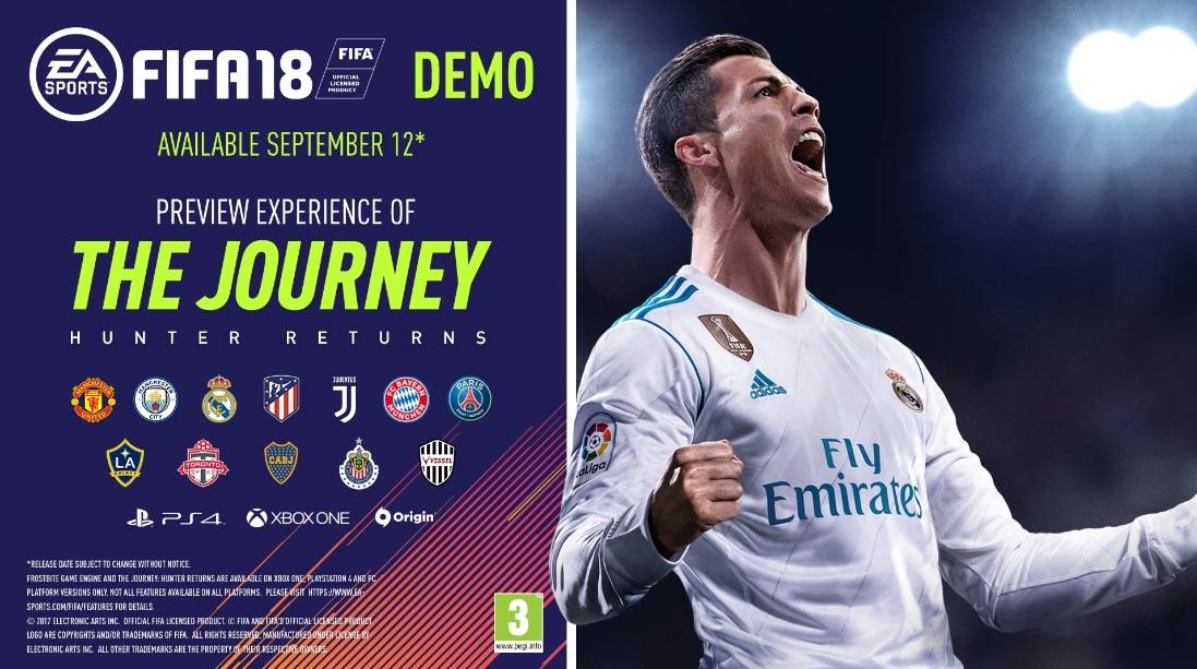 كل ما تحتاج معرفته عن ديمو FIFA 18 | Gamers Field