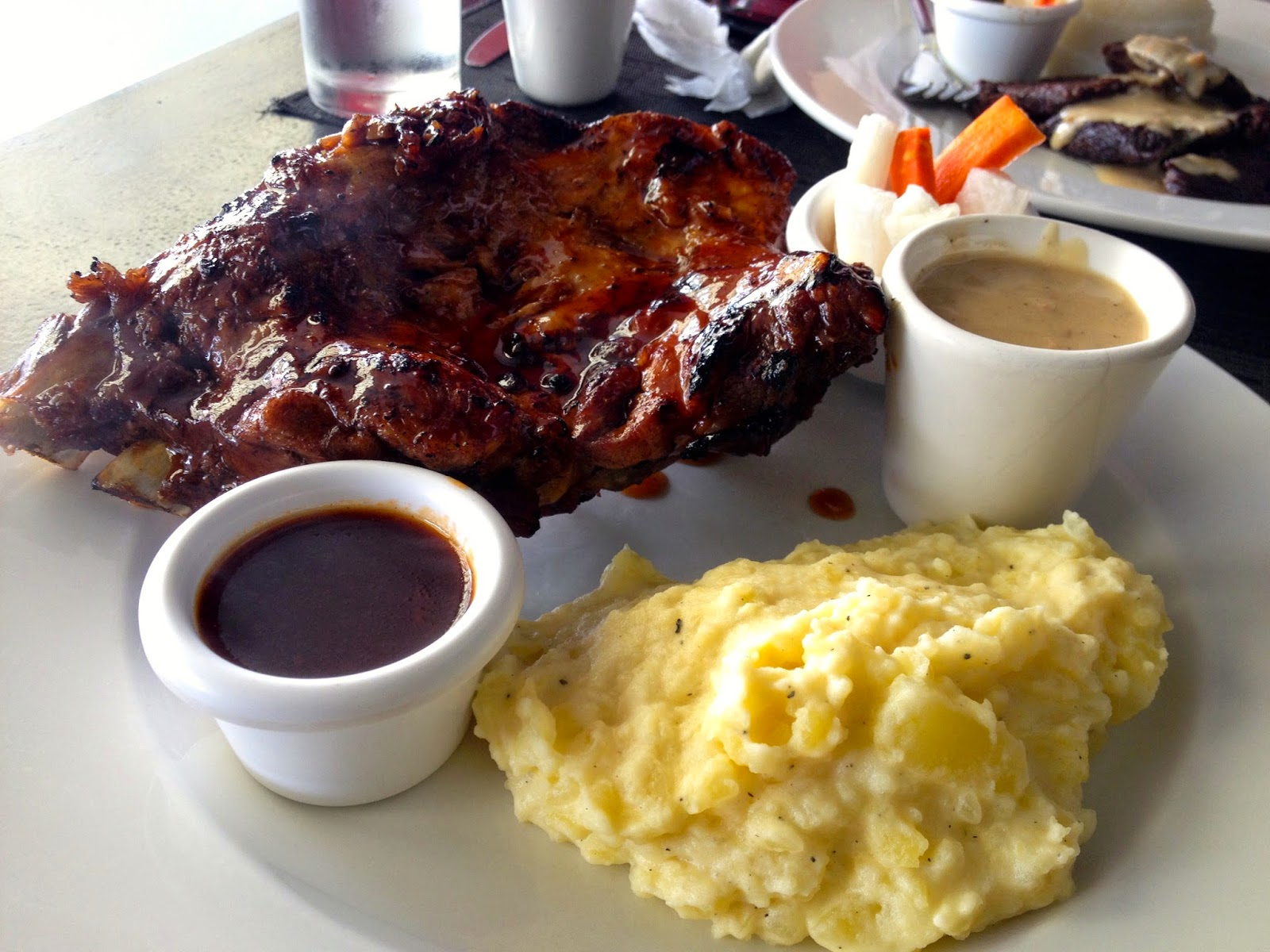 Pork Ribs at 30 Kitchen + Bar, The Gallery Mabolo, Cebu City