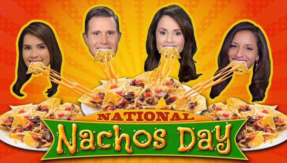 National Nachos Day Wishes Unique Image