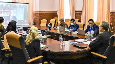 KBRI Pertemukan Pengusaha RI-Rusia, Dorong Kerja Sama Ekonomi Digital dan Investasi Wisata