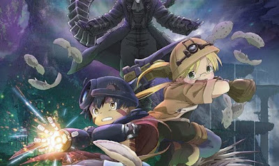 Made in Abyss Movie 1 + Movie 2