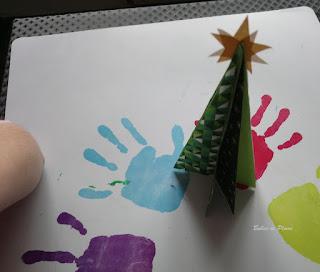 Bulles de Plume Je crée mes décorations de Noël Usborne