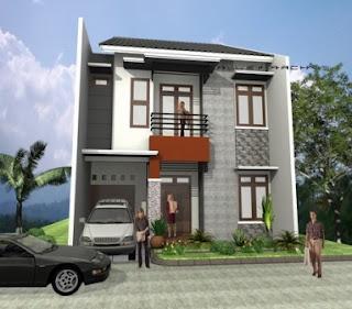 Desain Rumah Minimalis Modern 2014