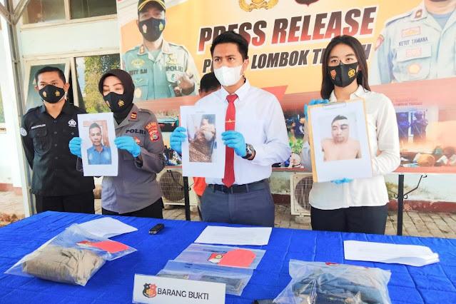 Dipicu asmara, pelaku penganiayaan asal Loteng terancam 7 tahun bui