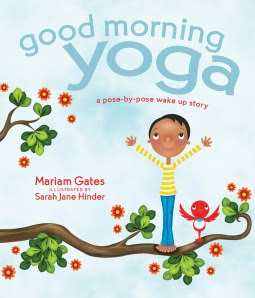 Good Morning Yoga with a review by Tomes and Tequila blog