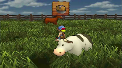Download Game Harvest Moon: Save The Homeland ISO (PC/PS2)
