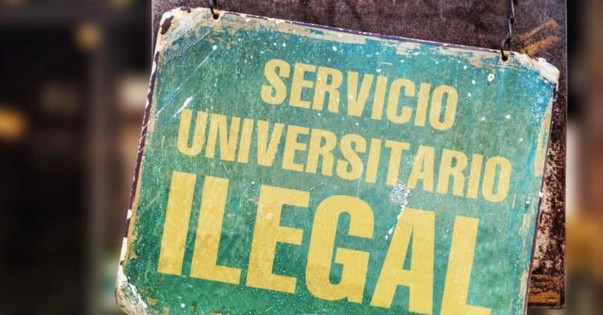 SUNEDU cerró más de 70 filiales de universidades que funcionaban sin autorización - www.sunedu.gob.pe