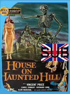 La casa de la colina embrujada (House on Haunted Hill) (1959) HD [1080p] Subtitulada [GoogleDrive] SilvestreHD