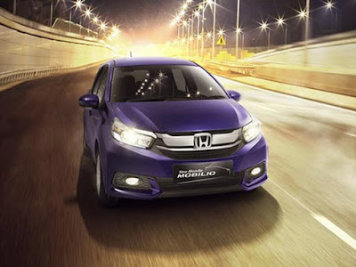 2017 Honda Mobilio MPV Facelift