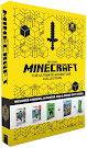 Minecraft The Ultimate Adventure Collection Book Item
