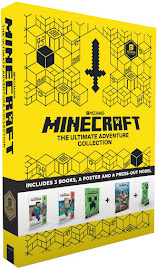 Minecraft The Ultimate Adventure Collection Media