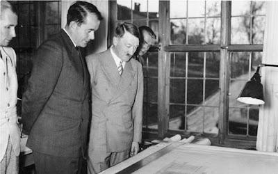 Άλμπερτ Σπέερ ο αρχιτέκτονας του Χίτλερ