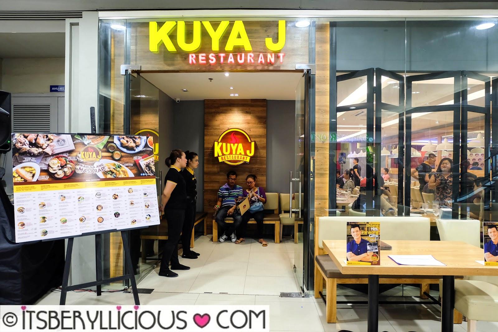 kuya j restaurant filipino favorites and halo halo. Black Bedroom Furniture Sets. Home Design Ideas