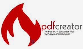 تحميل برنامج إنشاء ملفات البى دى اف PDFCreator 2017 مجانا