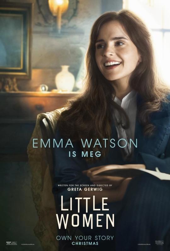 little women poster emma watson