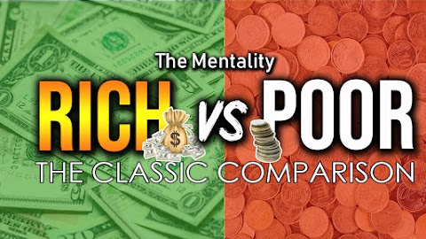 Rich Vs Poor: 11 Things Rich Do That Poor Don't (Not Even You!)