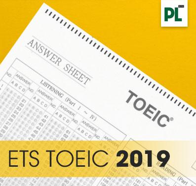 sach ETS Toeic 2019
