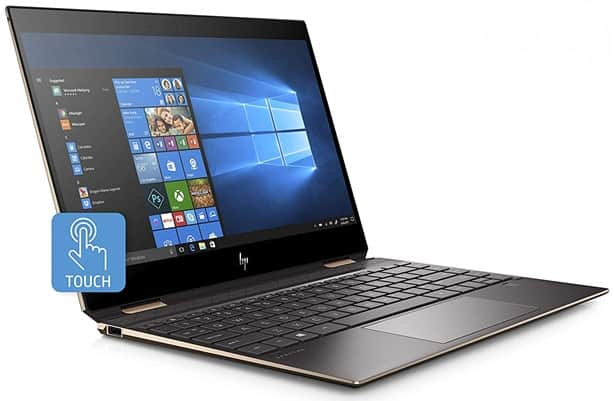 HP Spectre x360 13-ap0003ns: análisis