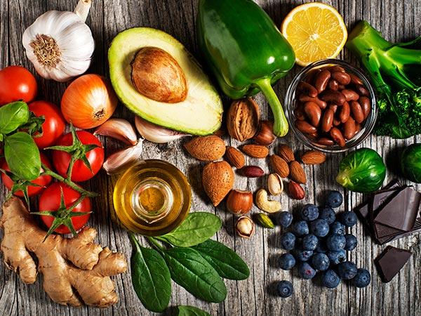 抗氧化蔬果食物指引