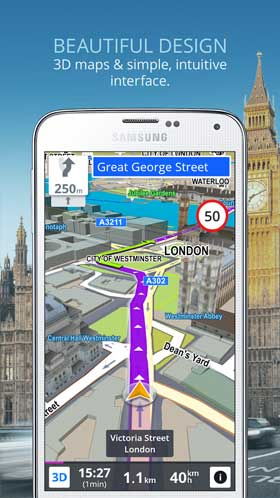 Download Sygic Gps Navigation and Maps Terbaru 2016