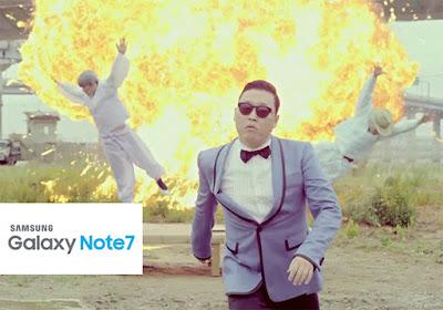 15 Meme 'Samsung Galaxy Note 7 Gampang Meledak' Ini Sukses Bikin Ngakak Fanboy Apple
