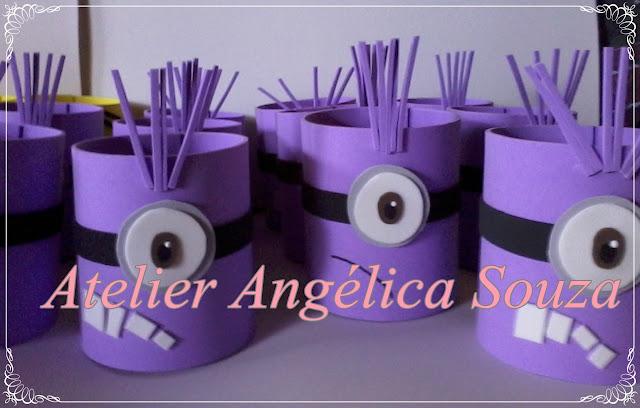 Minions Angélica Souza