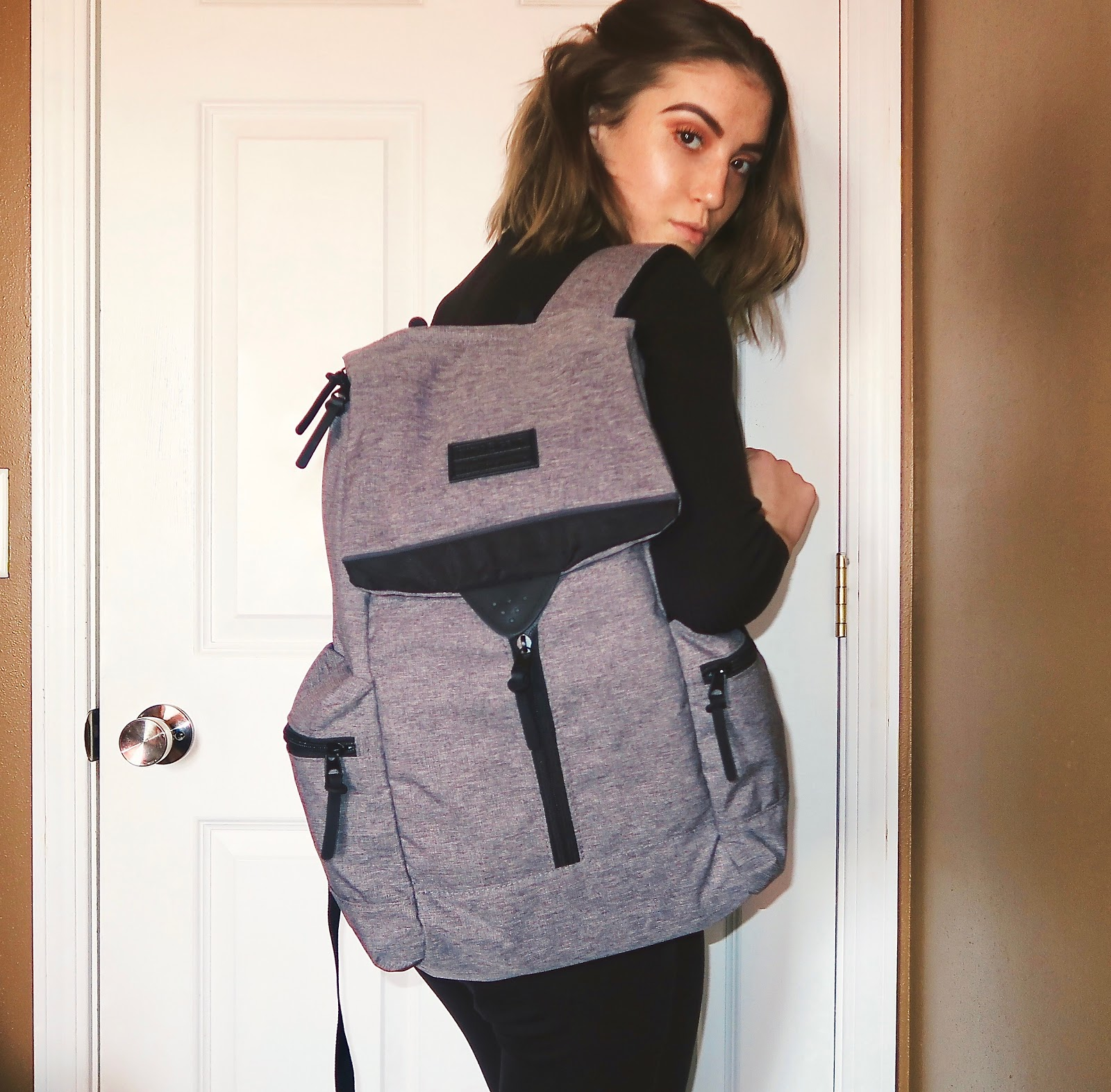 5f7dee5be364 Jordan Lampe  My New Backpack
