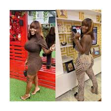 JUST IN: Popular Nigerian Lady Omohtee  Narrate her ugly experience after getting butt enhacement (WatchVideo)