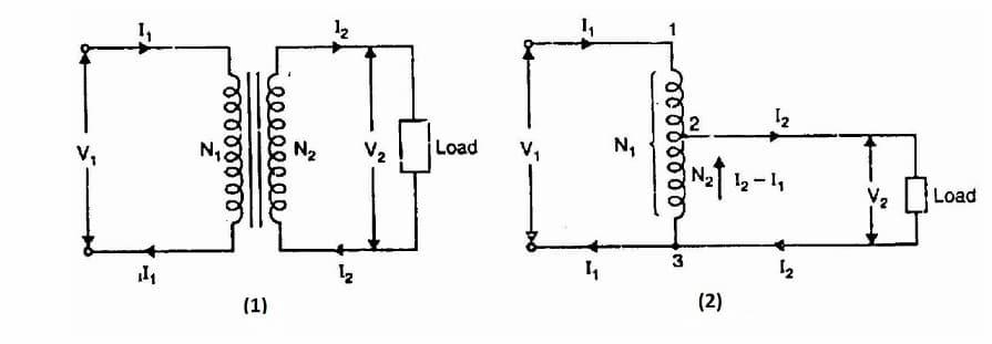Auto-transformer-diagram