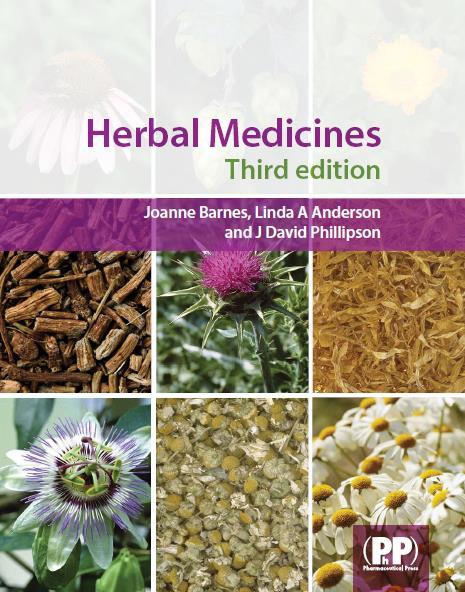 Herbal Medicines,Third edition