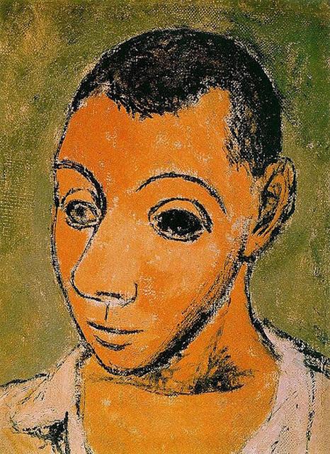 Pablo Picasso 24 thn