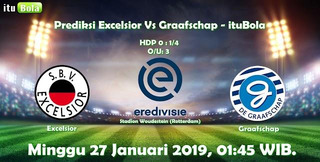 Prediksi Excelsior Vs Graafschap - ituBola