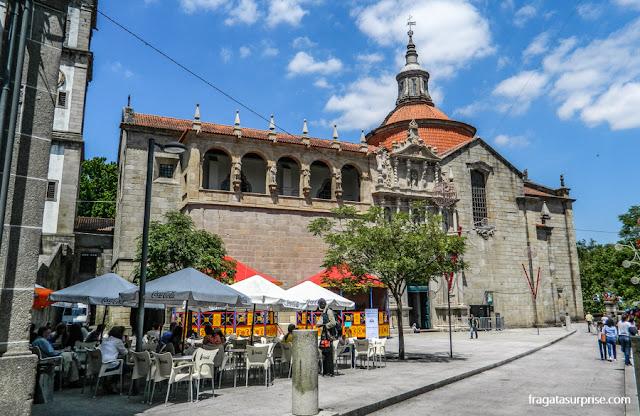 Igreja de São Gonçalo, Amarante, Portugal