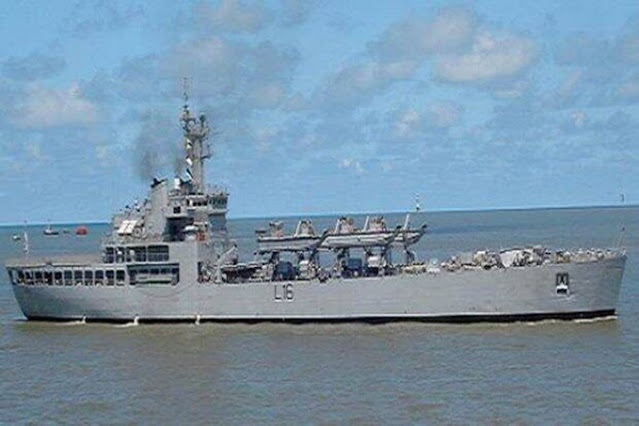 India's Surveillance Ship Almost Ready Ror Induction