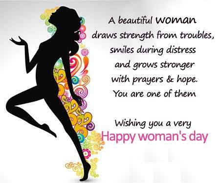 International Women's Day Wishes Unique Image