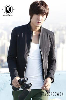 Jaket Korean Style – LeeMinHo Zipper, Jaket Pria, Jaket Keren