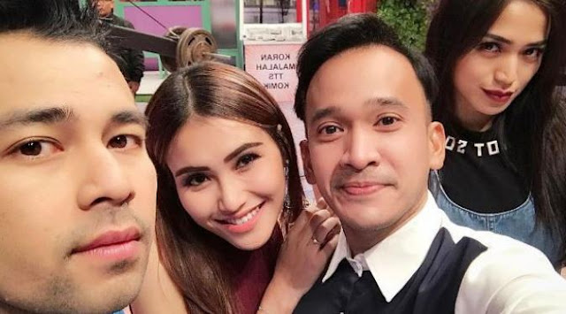 Alamak! Jessica Iskandar Ungkap Hubungan Raffi Ahmad - Ayu Ting Ting