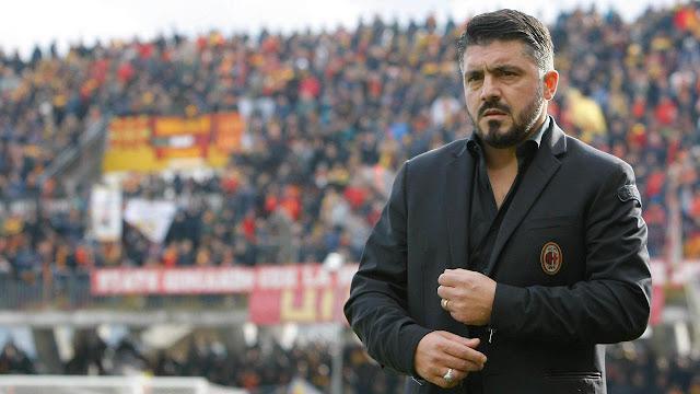 Gattuso Kesal AC Milan Dibobol Penjaga Gawang