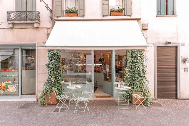 Camelia Bakery Treviso