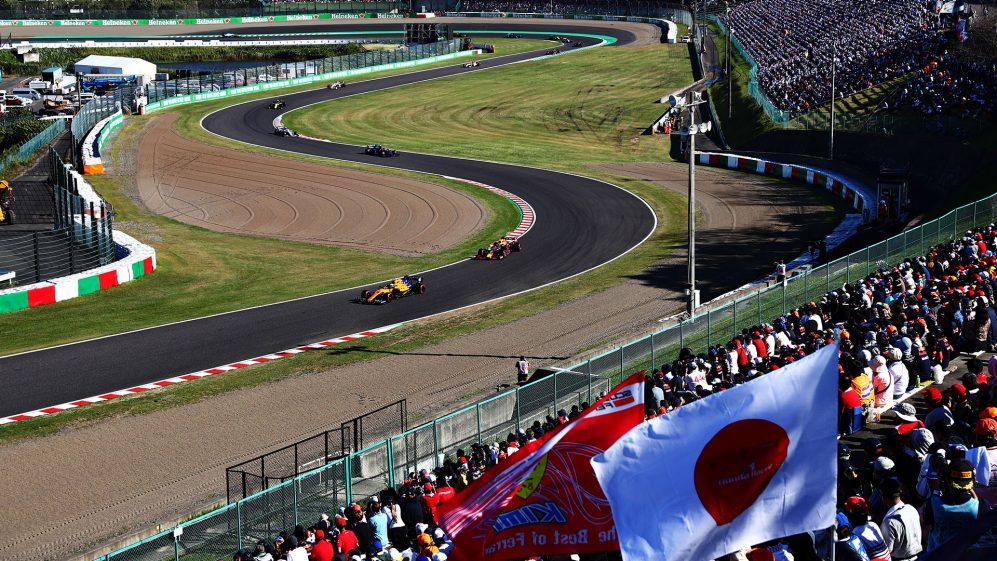 Fórmula 1 anuncia extensão de três anos para o Grande Prêmio do Japão