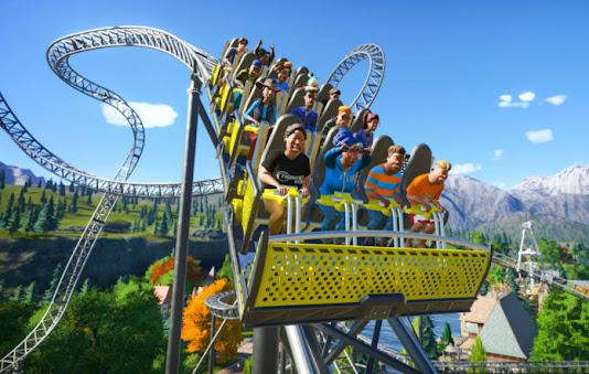 Planet Coaster park