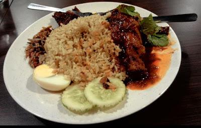 Mum's Kitchen Nasi Tanpa Lemak