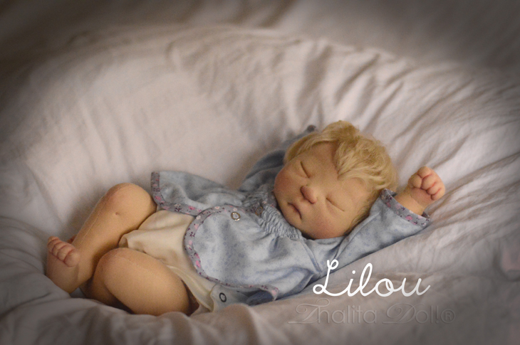 Lilou - a so truly baby by Thalita Dol