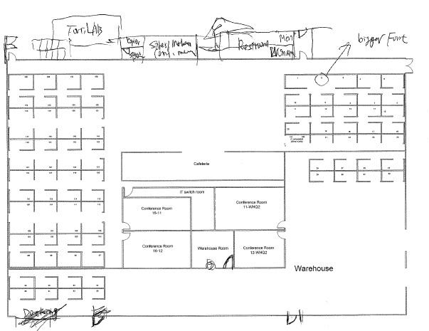 Charlih Chen: Create A Floor Plan By Visio