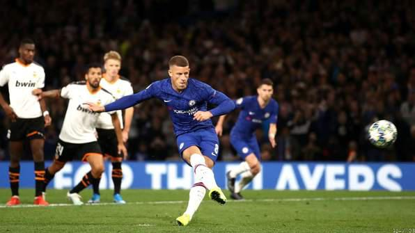 Highlight: Chelsea Lose to Valencia After Barkley Penalty Gaff