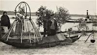 Łódź rybacka Bereżce 1936 Fot. radiopik.pl