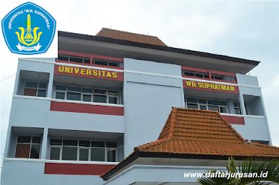 Daftar Fakultas dan Program Studi UNIPRA Universitas WR. Supratman Surabaya