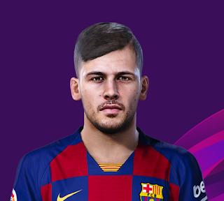 PES 2020 Faces Carles Pérez by Judas