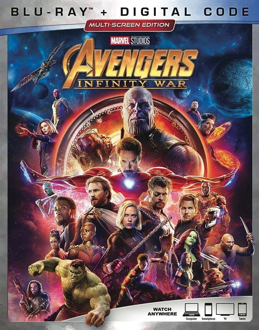 Descargar Avengers Infinity War BD25 BDRip 1080p